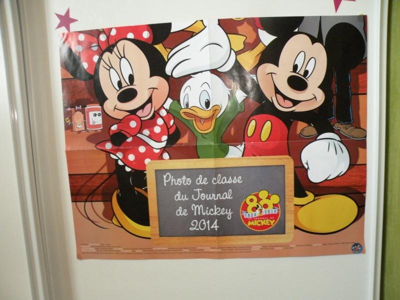 Le journal de Mickey N°3248 (avant gout) - Page 2 Dscn0126