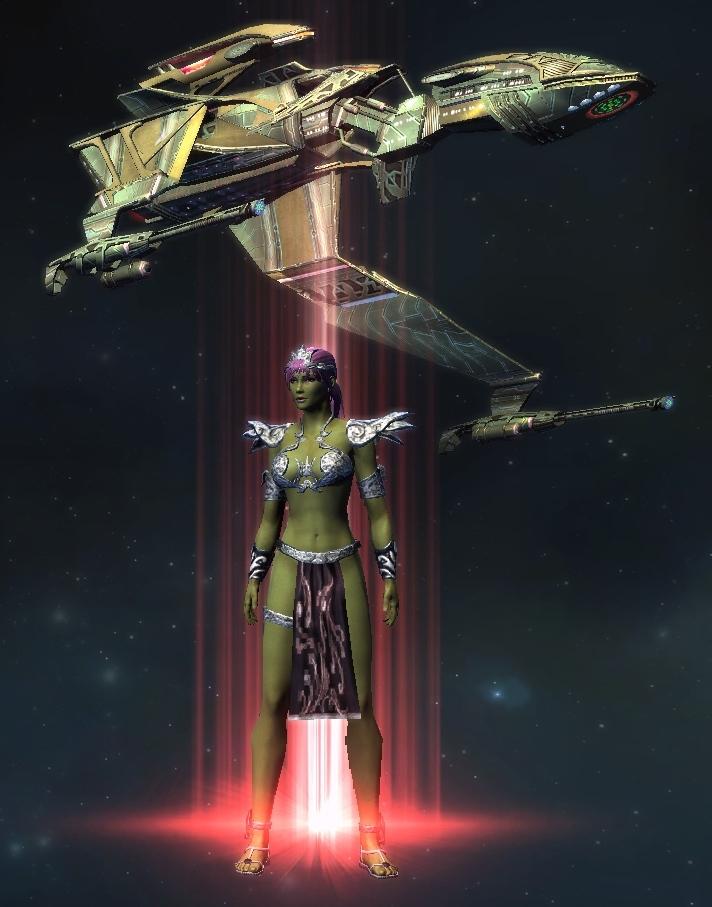 Le vaisseau de la dernière chance ... Lieutenant-Général Arabela Arabel10