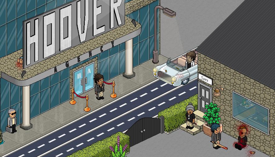Hoover Agency