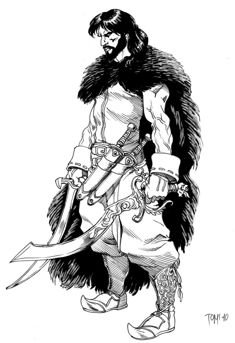 Thenlaf fils de Déodras Druide de Gozreh 00_ggr10