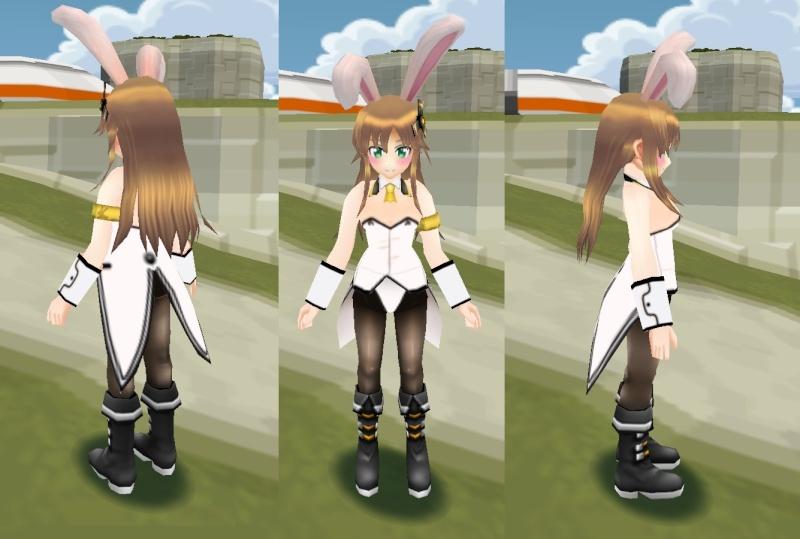 Tisu's FAP & SKIN (14/10/17) Bunny10