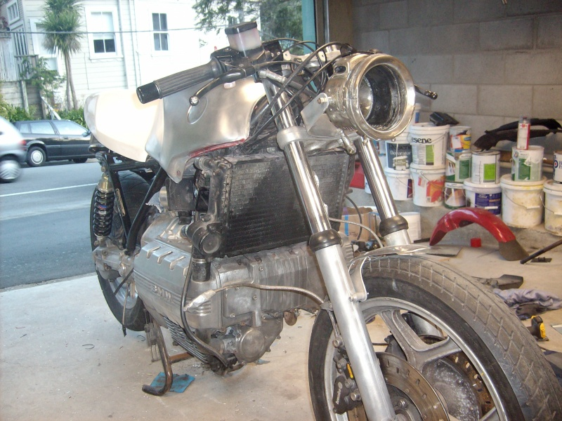 Another K100 cafe racer. - Page 2 Sany0522