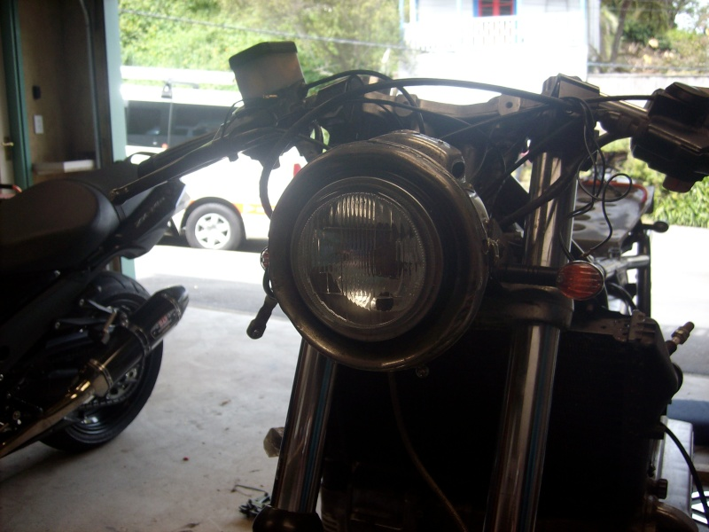 Another K100 cafe racer. - Page 2 Sany0535
