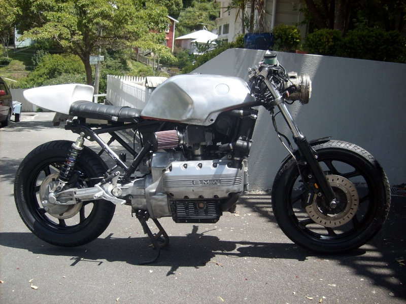 Another K100 cafe racer. - Page 3 Sany0610
