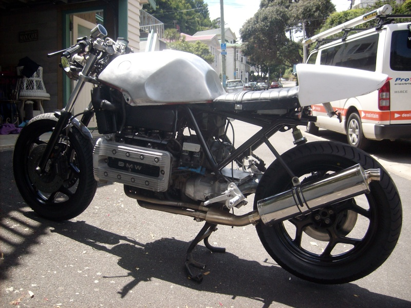 Another K100 cafe racer. - Page 3 Sany0611