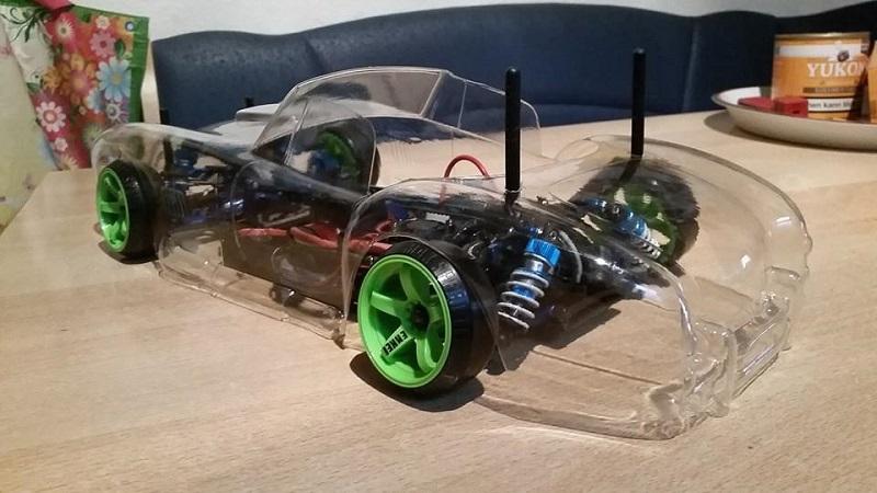 Cobra Karosserie Drift 10521910