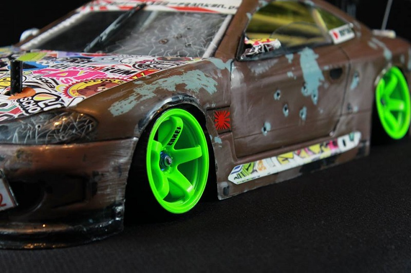 Nissan Silvia S14 Ratlook 10818611