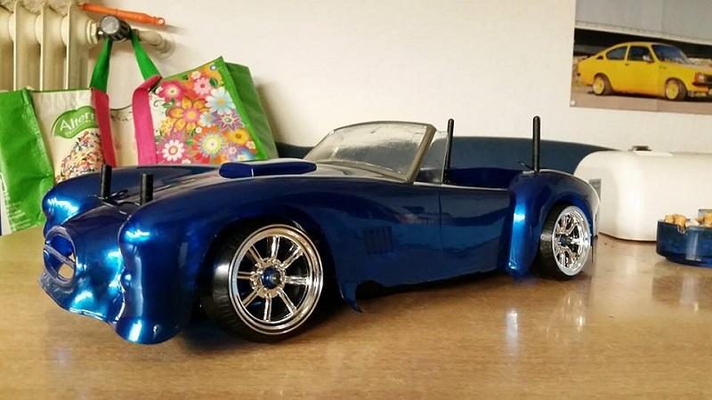 Cobra Karosserie Drift 18982210