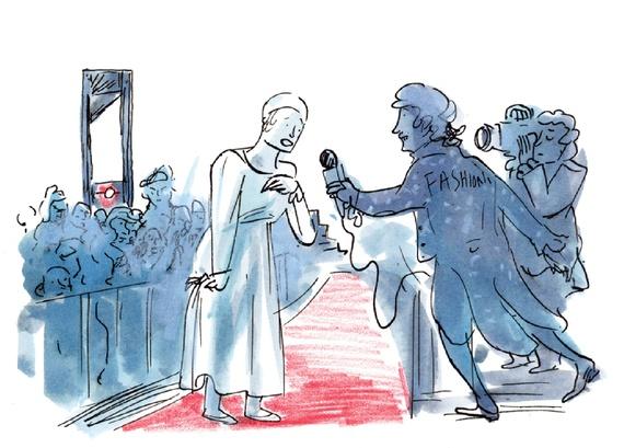 The Devil Wears A White Dress: Antoinette et la chemise  Lead10