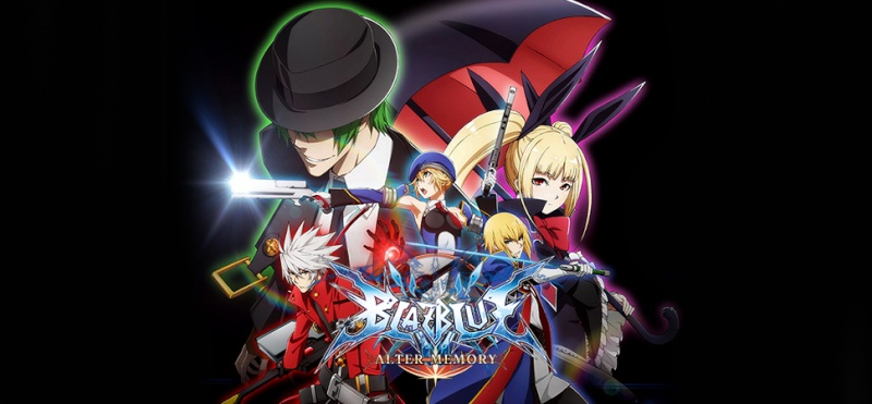 BlazBlue: Alter Memory Blazbl10