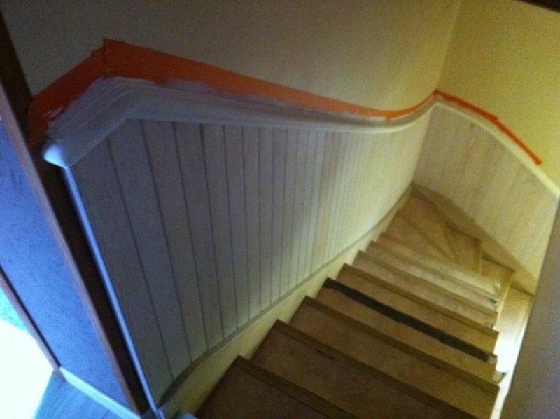 Habillage d'un escalier en beton Image19
