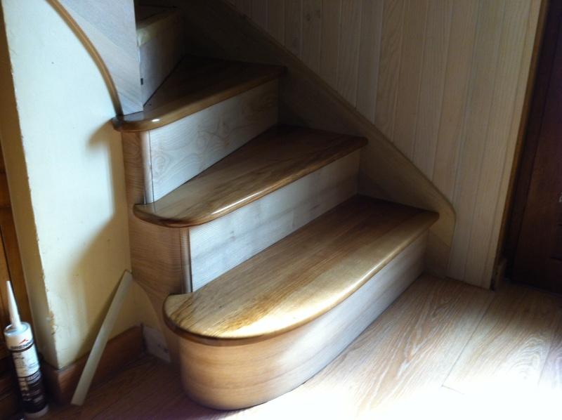 Habillage d'un escalier en beton - Page 2 Image39