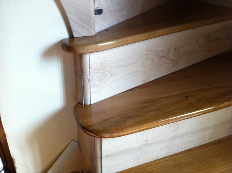 Habillage d'un escalier en beton - Page 2 Image40