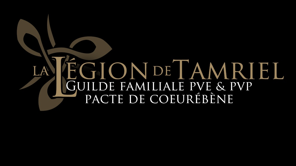 La Légion de Tamriel.