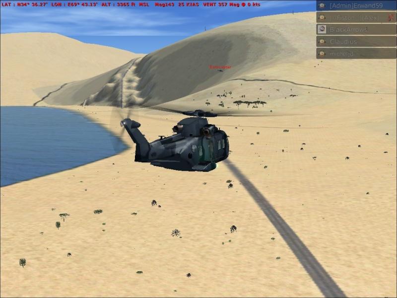 ♦ OAKN ♦ Prise des quartiers - Premières opérations (Afghanistan) Fsx_ra30