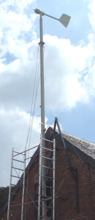 Installation d'une éolienne 750w-24v. 1er_le11