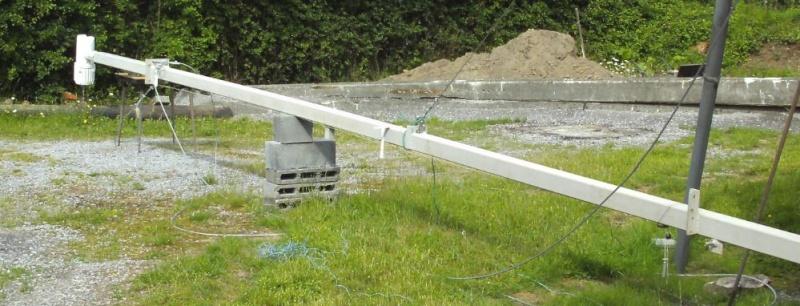 Installation d'une éolienne 750w-24v. Branch11
