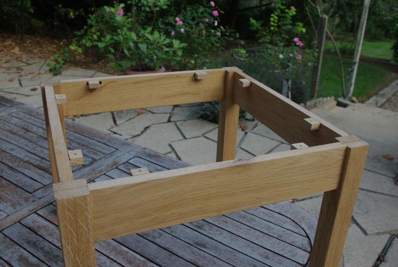 table basse en chêne Imgp0211