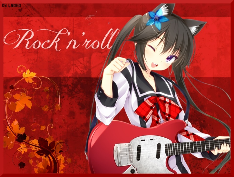 ♥ Lyoko ♥ Rock_n10