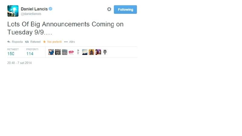[UPDATE 8/9] RUMOR: martedì uscirà il nuovo singolo? Daniel10