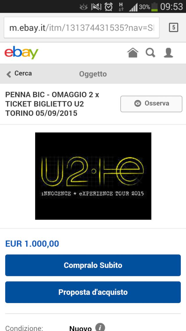 U2.COM CONFERMA L'U2 iNNOCENCE + eXPERIENCE Tour 2015! - Pagina 9 Screen10