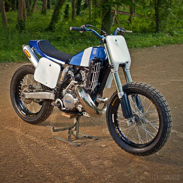 Une DTMX Flat Track Yamaha10