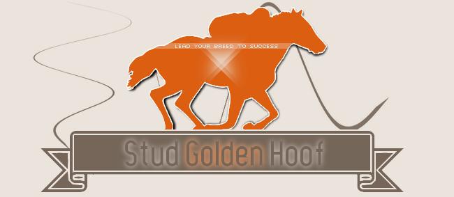 Stud Golden Hoof