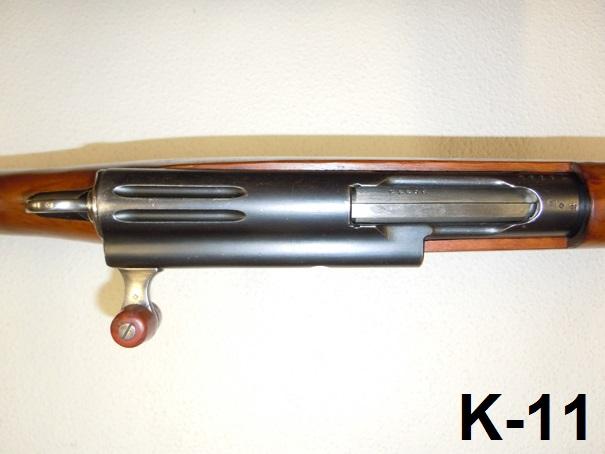Petit Suisse - Custom sur Mousqueton K31. 410