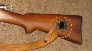 Montage bretelle sur K11 22lr Guns0810