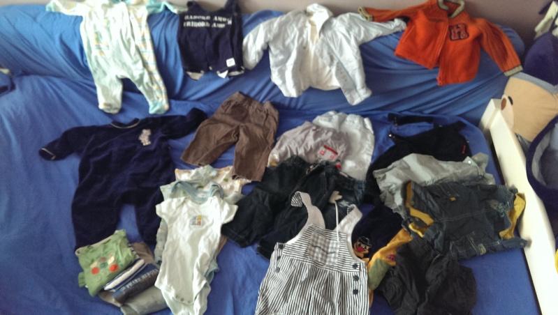 Vêtements bébé mixte et enfant garçon Garcon11