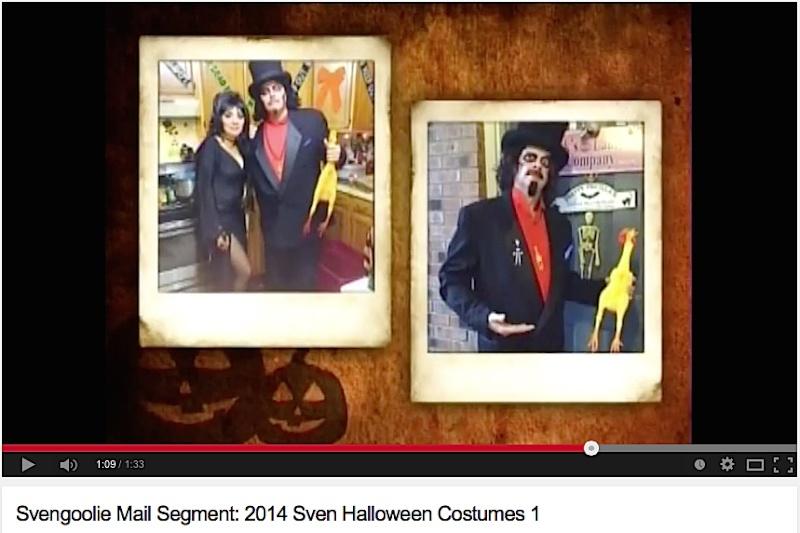 Svengoolie Halloween Mail Segment appearance Svengo10