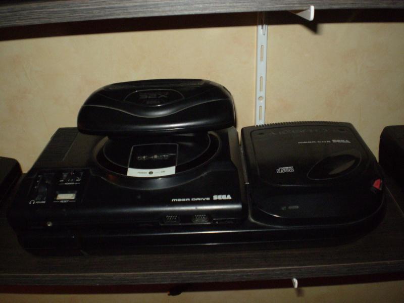 Megadrive 1 et 2 Pc250014