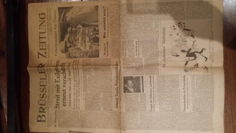 Journaux 44-46 | Magasine Match 1940 20141039