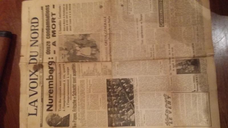 Journaux 44-46 | Magasine Match 1940 20141041