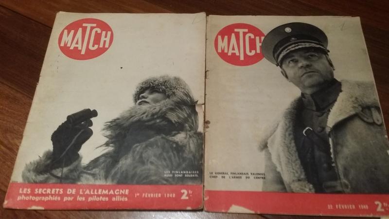 Journaux 44-46 | Magasine Match 1940 20141043