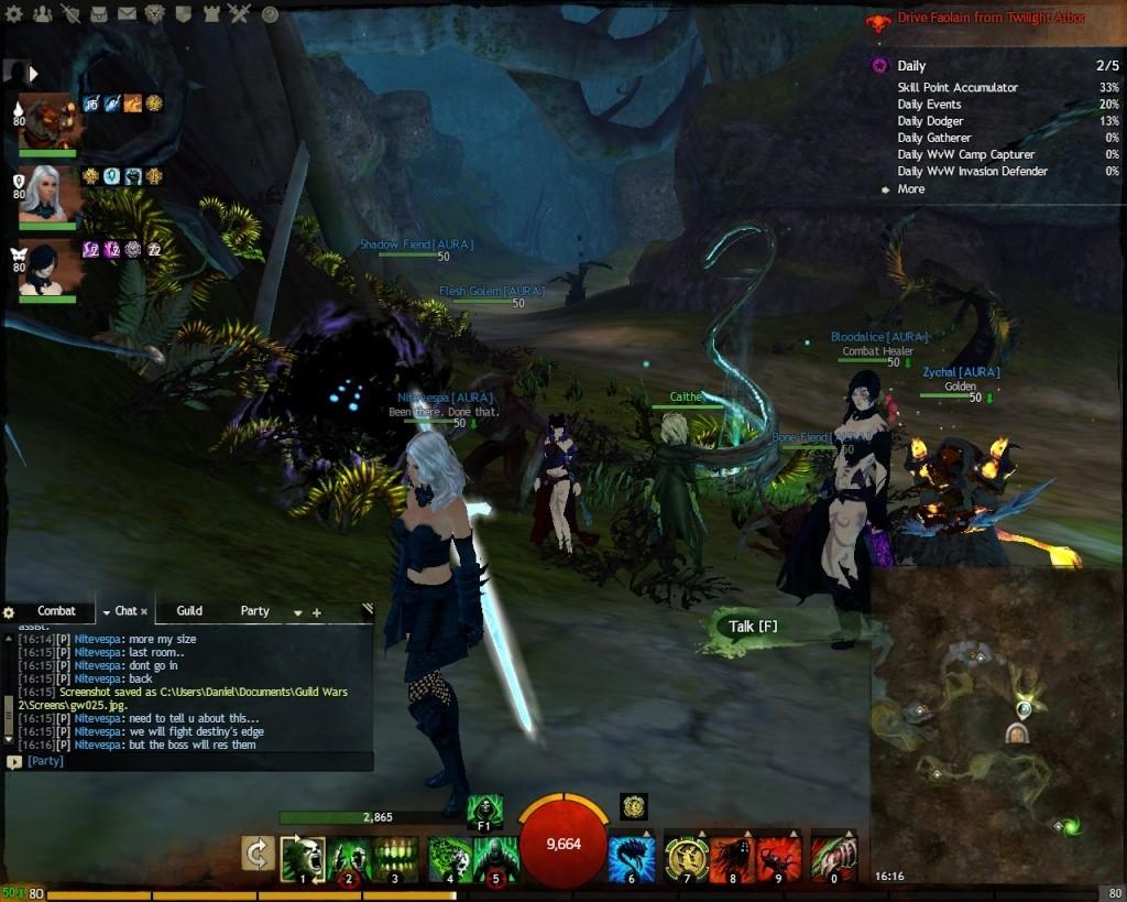 Screenshots Gw02610