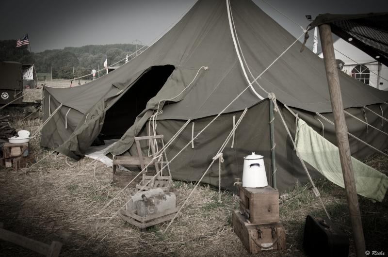 Quelques photos lors de ma visite du camp Vendredi. Dsc_1420