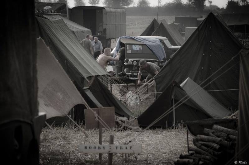 Quelques photos lors de ma visite du camp Vendredi. Dsc_1426