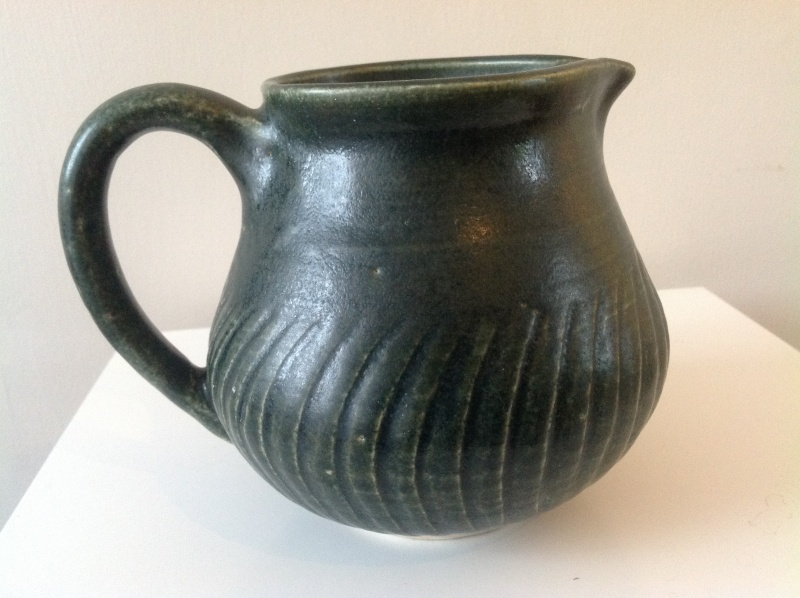 jug with jp marking - David Worsley? 2014-017
