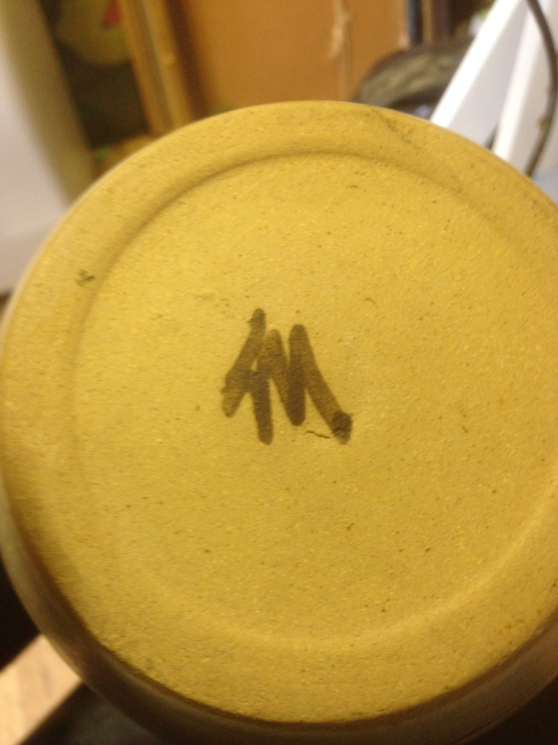 """Couple of 10"""" pots with same markings can anyone help identify  Img_3410"""