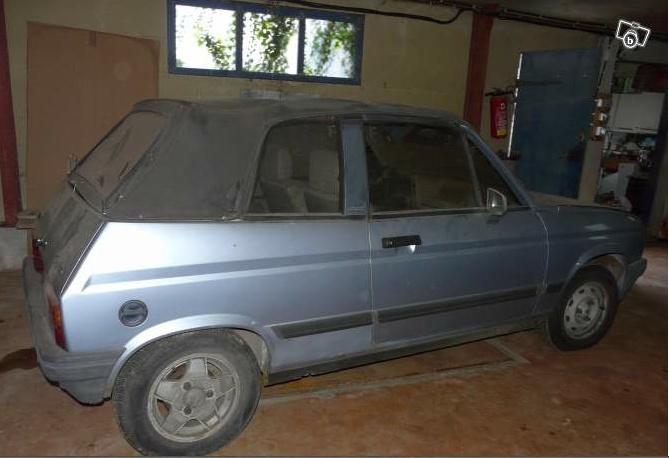 La Samba cabrio de Guilly 111