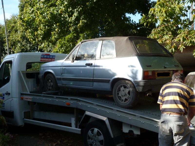 La Samba cabrio de Guilly 2110