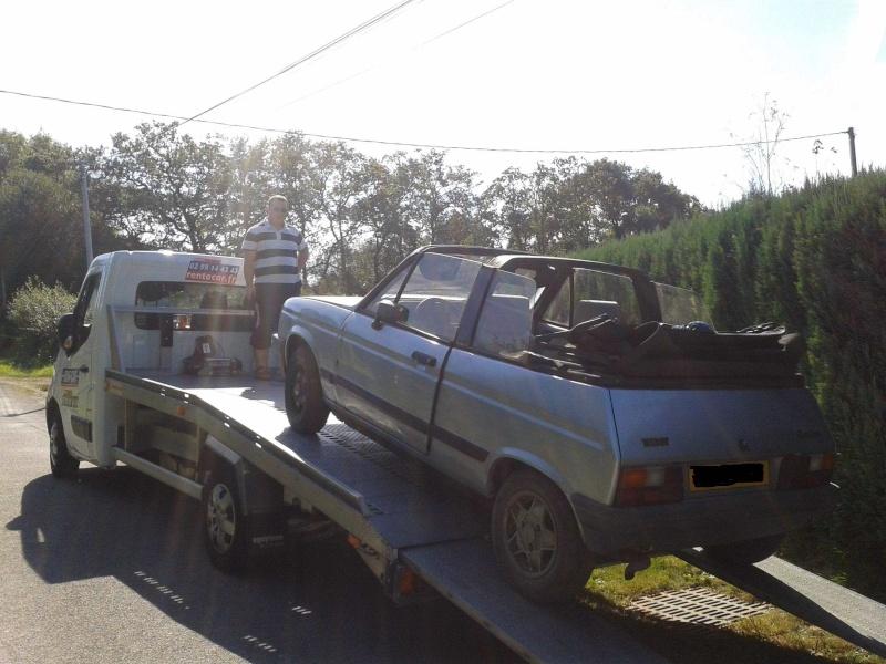 La Samba cabrio de Guilly 2310