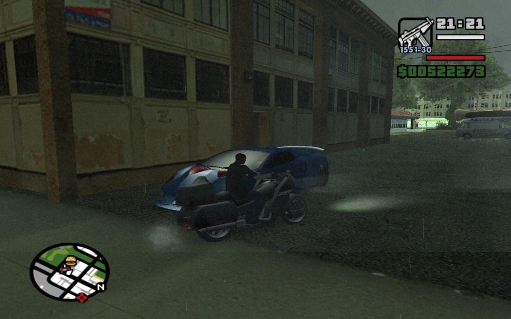 GTA SA MODS Screen16