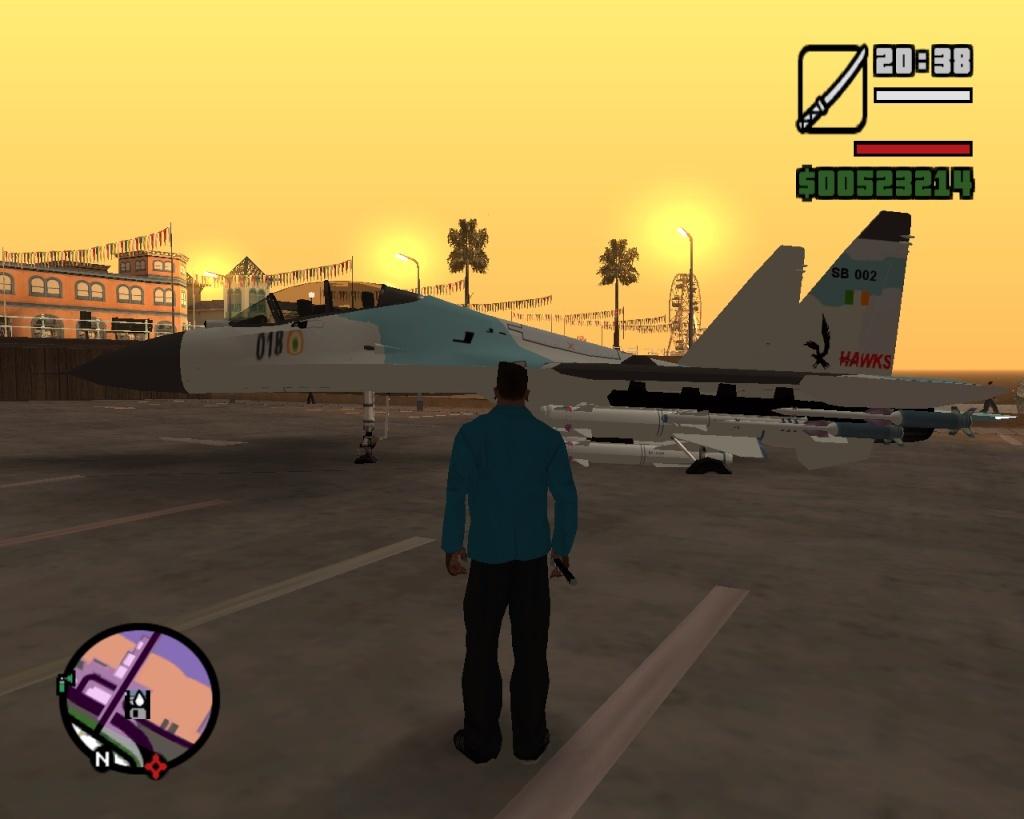 GTA SA MODS Screen17