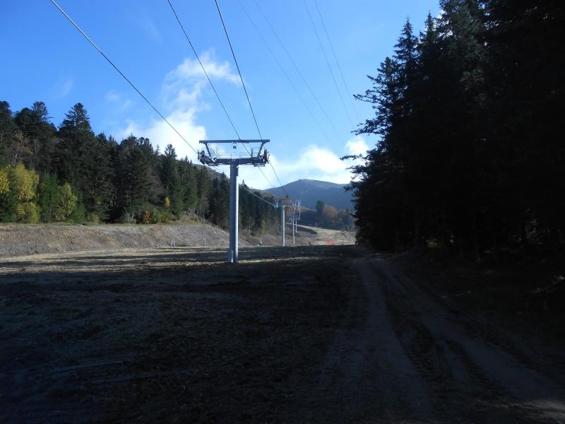 Travaux Le Lioran: Construction TSD6A Buron du Baguet Dscn1514