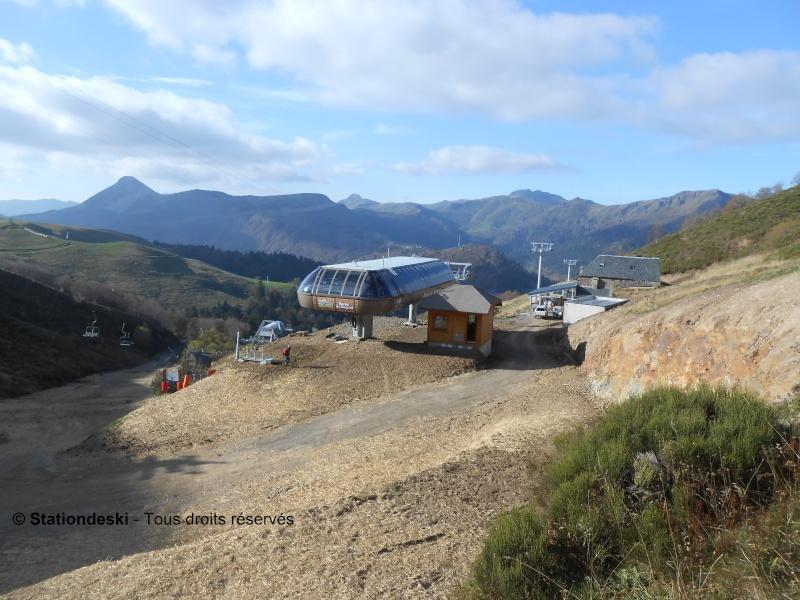 Travaux Le Lioran: Construction TSD6A Buron du Baguet Dscn1516