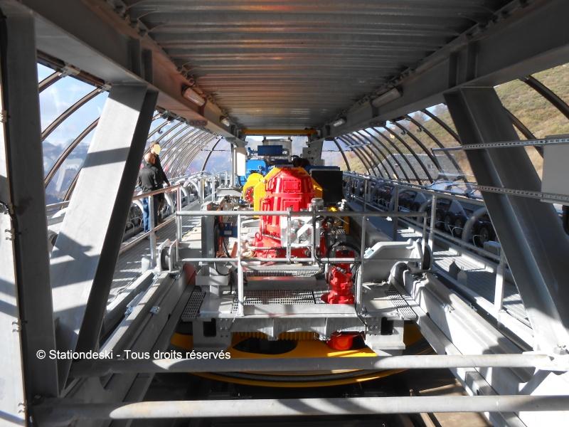 Travaux Le Lioran: Construction TSD6A Buron du Baguet Dscn1517