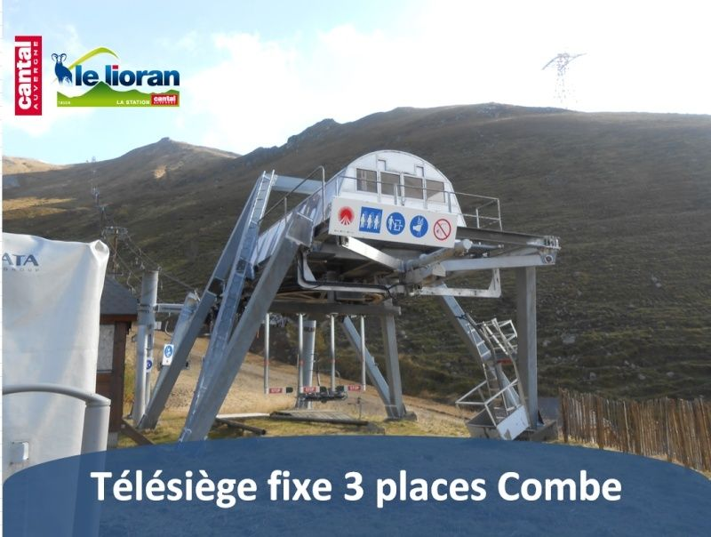 Télésiège fixe 3 places (TSF3) Combe Tylysi12