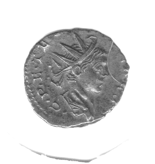 CAIUS PIUS ESUVIUS TETRICUS, Gouverneur d'Aquitaine 90_7f10